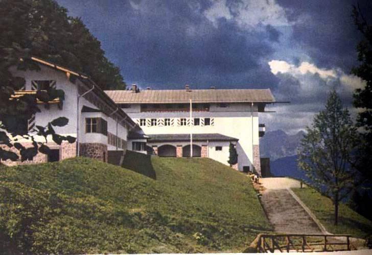 Inalco due os historias y leyendas de la casa de adolf hitler conspiraci n illuminati - La casa del nazi ...